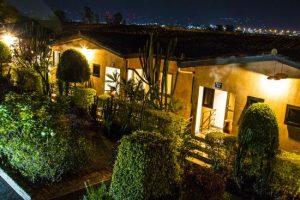 Lodges & Hotels in Rwanda