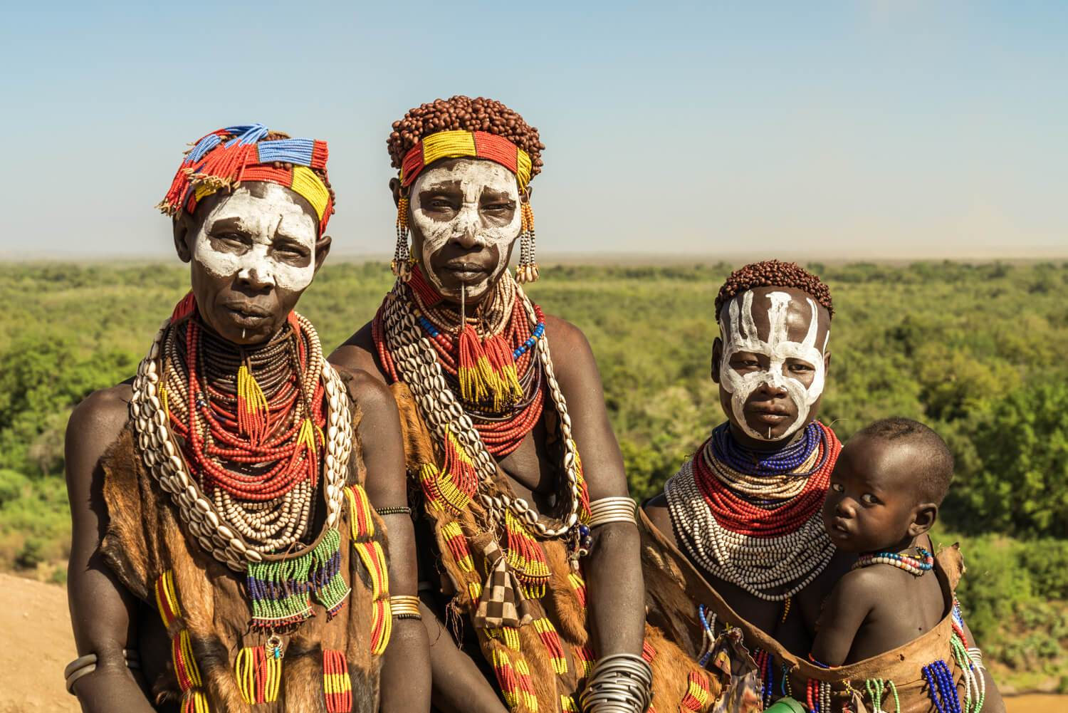 14 Days Historical & Omo Valley Tour