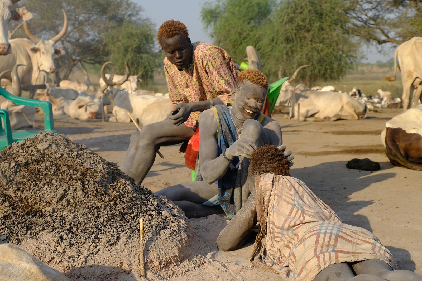 8 Days - Mundari Tour and Dinka cattle camps Tour